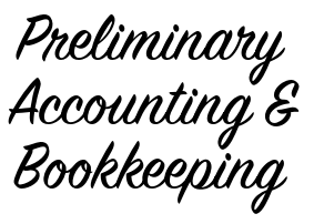 Preliminary Accounting & Bookkeeping - Income Tax Help - Calgary, AB logo