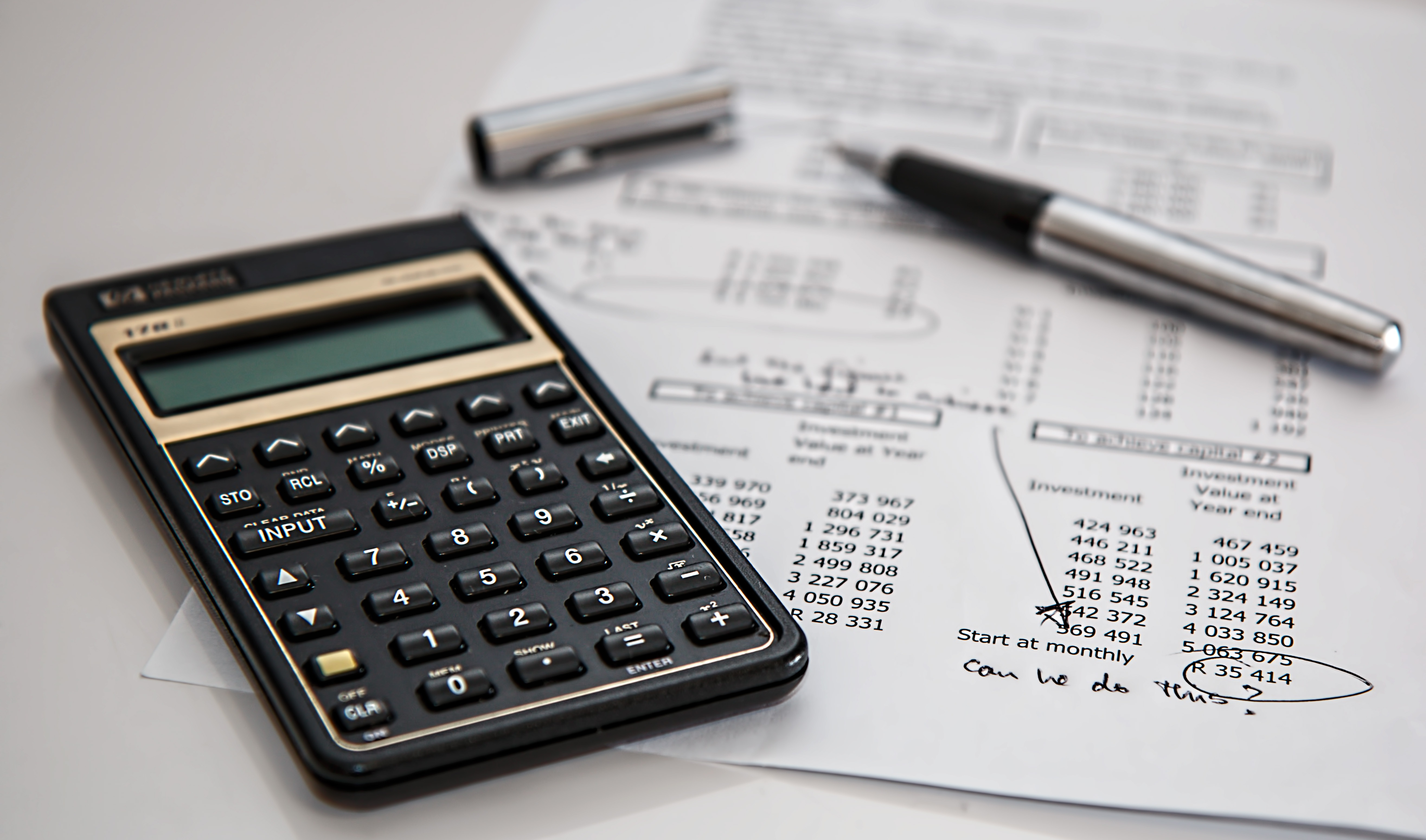 Preliminary Accounting & Bookkeeping - Income Tax Help - Calgary, AB image